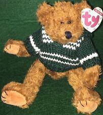 """TY Attic Treasure """"MASON"""" the TEDDY BEAR #6020 TAN Tag 8"""" MWMT PLUSH 5th Gen V1"""