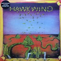 Hawkwind  - Hawkwind(180g LTD. Blue Vinyl 2LP),2011 Back On Black