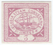 (I.B) St Lucia Cinderella : St Lucia Steam Conveyance 3d