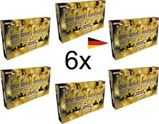 YUGIOH YGO Maximum Gold Tuckbox 1 Display mit 6 Boxen | NEU MISB 1. Auflage DE