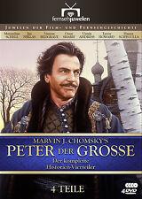 Peter der Große 1-4 mit Maximilian Schell (Peter the Great) - Fernsehjuwelen DVD