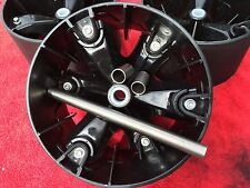 SanddragR Wheelie Bar Wheels - ATV drag racers