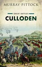 CULLODEN (CUIL LODAIR) - PITTOCK, MURRAY - NEW HARDCOVER BOOK