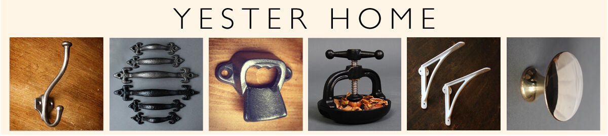 Yester Home | Hardware & Homeware