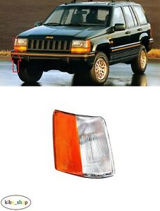 FOR JEEP GRAND CHEROKEE ZJ 1993 - 1996 1X FRONT PARKING LAMP LIGHT RIGHT O/S