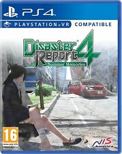 Disaster Report 4: Summer Memories | PlayStation 4 PS4 New