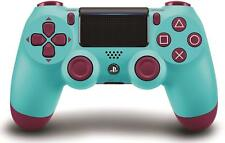 OEM Sony PS4 DualShock Controller - Playstation 4 Berry Blue Limited Edition VG