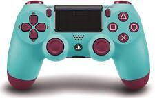 OEM Sony PS4 controlador DualShock-Playstation 4 edición limitada de Baya Azul en muy buena condición