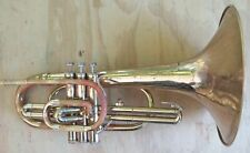 Blessing M100 Marching Mellophone In Case