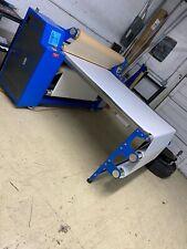 Roller Heat Press Textile Calender 1200 Plus
