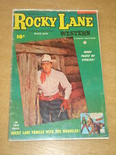 ROCKY LANE WESTERN #50 G/VG (3.0) FAWCETT COMICS JUNE 1953