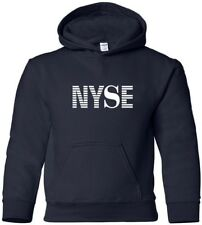 NYSE Hooded Sweatshirt FUNNY RECESSION Hoodie New York Stock Market HOODY