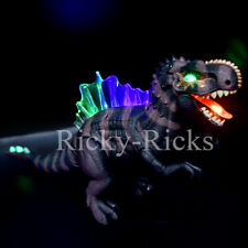 Walking Dinosaur Spinosaurus Light Up Kids Toys for Boys Sounds Dinosaurio