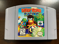 Diddy Kong Racing - Nintendo 64 N64 Game Authentic - Tested - Working
