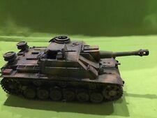 Tamiya 1/35 Segunda Guerra Mundial alemán Stug precioso artículo. Pintado y construido.