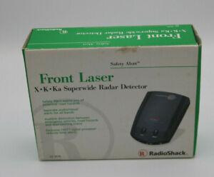 Radio Shack 22-1674 X K Ka Laser Radar Detector