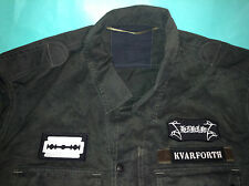 Shining Black Metal Legion Army Shirt Halmstad Sweden Redefining Darkness IX