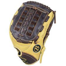"Break In Buckler Softball, BS13CB 13"" RHT Slowpitch Glove Camel/Dark Brown"