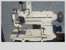 Industrial Sewing Machine Model Singer 211 Single Walking Foot Leather