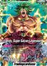 ♦Dragon Ball Super♦ Broly, Super Saiyan Légendaire [LEADER] : BT1-057 R -VF-