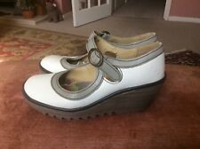 Fly London Ladies Mary Jane Shoes 5