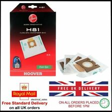 HOOVER TELIOS EXTRA TX50PET BAGGED CYLINDER VACUUM CLEANER PAPER DUST BAGS H81