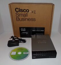 Cisco RV042 4-Port 10/100 Wired Router - Very Good Condition