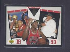 Upper Deck Single-Insert 1993-94 Basketball Trading Cards