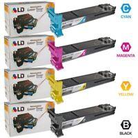 LD Comp Konica-Minolta MagiColor 4650 4pk A0DK132 A0DK432 A0DK332 A0DK232