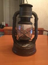 Vintage Lantern Dietz No. 2 Large Fount D Lite New York Fire House
