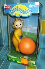 HASBRO PLAYSKOOL vintage 1998 TELETUBBIES LAA LAA LAA-LAA mib new gomma rubber