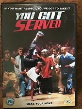 You Got Served ~ 2004 Baile Urbano/Baile Urbano Musical / Drama ~ GB DVD