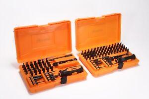 Lyman Master Gunsmith Tool Kit, 45 piece or 68 piece, compact & convenient