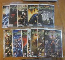 Dragonlance Chronicles Dragons of Spring Dawning #1-12 (DDP 2007/08) NM set