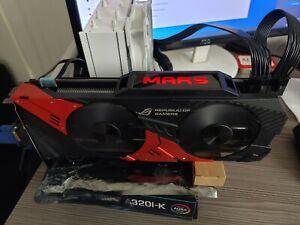 Asus ROG MARS 760 Dual Nvidia Geforce GTX 760 4GB GDDR5