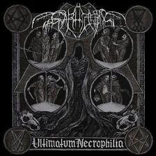 Svarttjern - Ultimatum Necrophilia CD 2014 black metal Norway
