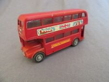 286G Budgie Toy AEC Routemaster G4 Seater Bus London 9 Piccadilly