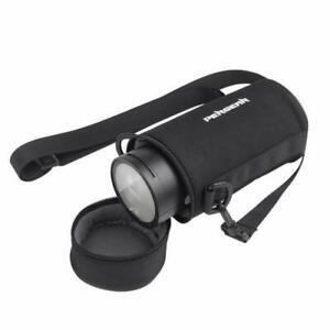 Pergear Portable Flash Case With Shoulder Strap For Godox Ad200 Pro Ad200Pro Ad2