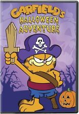Garfield's Halloween Adventure [New DVD]