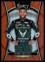 2020 Chronicles NASCAR Select Red #3 Bubba Wallace /99