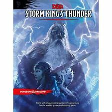 Storm King's Thunder (Dungeons & Dragons) - Hardcover NEW Team, Wizards R 2016-0