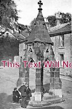 DR 102 - Corn Law Monument, Dronfield, Derbyshire - 6x4 Photo