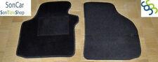 SEAT alfombras de coche de la alfombra DELANTEROS más colores 2 Bloque