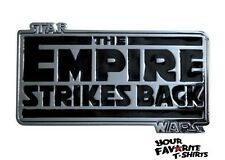 Star Wars The Empire Strikes Back Belt Buckle
