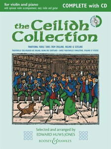 The Ceilidh Collection - for Violin and Piano with CD
