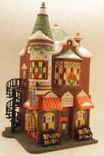 "New ListingDept 56. Christmas in the City ""Jenny's Corner Book Shop"", #56.58912 Village"
