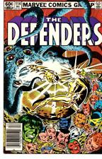 The Defenders #114