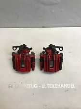 VW Polo 9N3 GTI Cup Edition Bremsanlage Hinten 230x9mm Bremse Hinten Rot