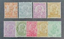 nystamps British India Stamp # 80//91 Mint OG H $43