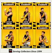 2017 Select AFL Footy Stars Trading Cards Footy Standups Team Set (6)-RICHMOND